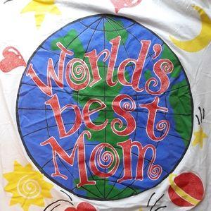 Vintage Best Mom Sleep Shirt
